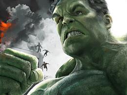 绿巨人 写实
