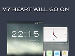 我心永恒  my heart will go on