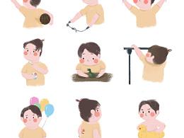 《偶像练习生》幼稚园岳明辉