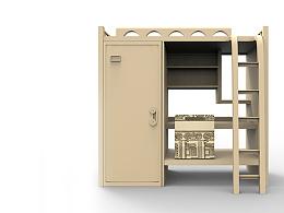 学生公寓家具设计
