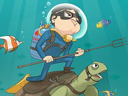 老司机系列之海龟