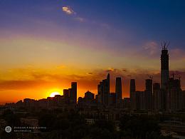 公司-窗外-北京