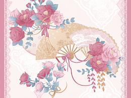 Lolita-印花-