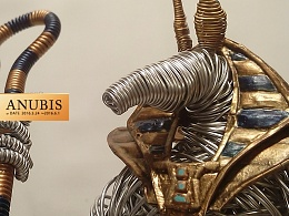 Anubis 阿努比斯 铁丝