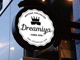 【品牌设计】Dreamiya蛋糕店