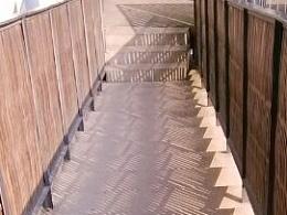 影子.楼梯