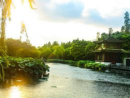 杭州  一个美的让人流连忘返的城市