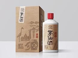 茅仙酒包装设计