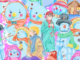 二十四节气之《小雪》