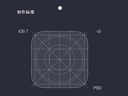 icon怀旧磨砂高拟真设计部分临摹