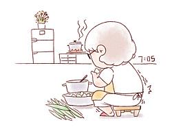 """吃粽不忘包粽人,""""粽""""情释放对妈妈的爱!"""