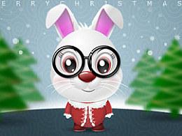 Rabi兔设计--兔年吉祥
