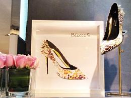 BLOCCO 5 高端鞋履手绘插画