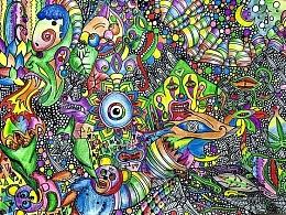 一组关于幻象的幻象