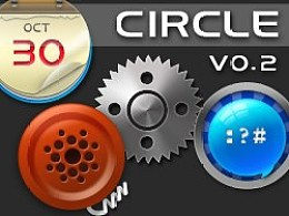 Ophone主题设计大赛参赛作品-Circle0.2版本 (附草图)
