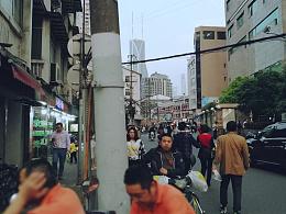 Pasteo—随手拍   上海街头