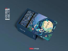 """""""中国美色""""包装设计"""