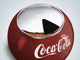 2枚可乐图标