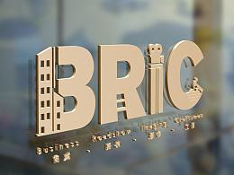 BRIC(布瑞克)商业服务机构 LOGO设计说明