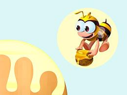 爱像蜂蜜一样甜