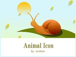 今晚打老虎-Animal Icon