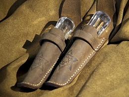 班尼克的双生信物 / 手工班尼克水晶棒皮套