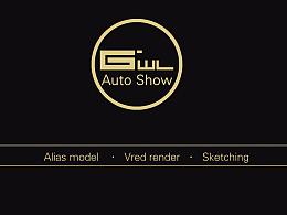 汽车-作品集Auto show