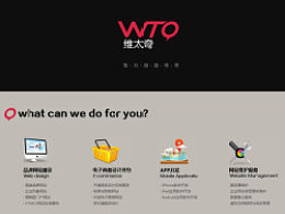 广州维太奇互动网络科技网站