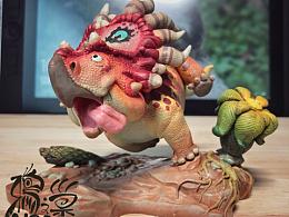 "Roaming Dinosaurs第三弹   ""大眼仔""Mojo"