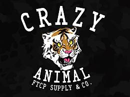 疯狂的动物之老虎
