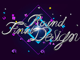 字体设计—MDD Design&Final Round