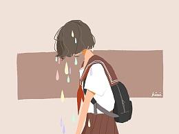 苦夏:sweat_drops: