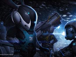 《蓝光3号》虚拟游戏项目概念设计