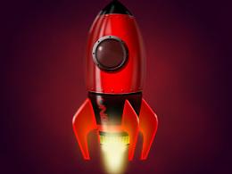 临摹经典火箭