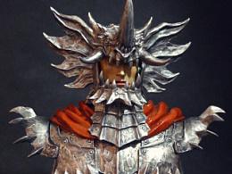 烙印战士--火龙巨人--古伦贝尔特胸像