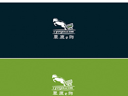 草原e购  logo提案