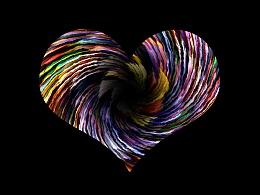 抽象的爱——情人节