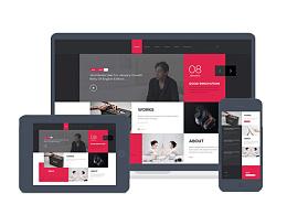 展示型网站