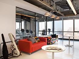iHandy办公空间室内设计