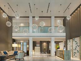 郑州酒店设计公司——湖北时尚精品酒店设计案例