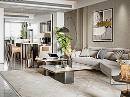现代风格·客厅