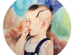 小脑袋 小墨镜儿 连耳朵都是圆圆的~😄