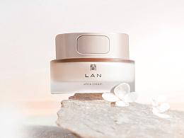 LAN| 面霜 |护肤品美妆摄影