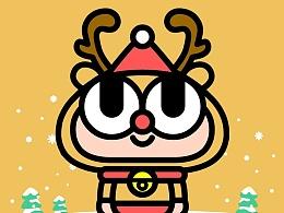 元气青蛙2015年圣诞节=3=
