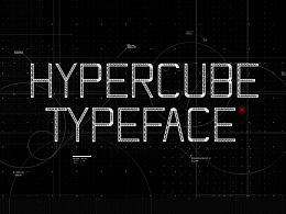 Hypercube免费字体 (2014)