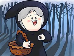 #小矛毁童年#白雪公主:这苹果……有毒……。