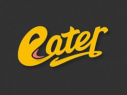 #EATER#LOGO设计