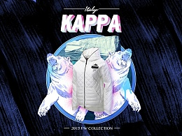 kappa 2015  F/W COLLECTION