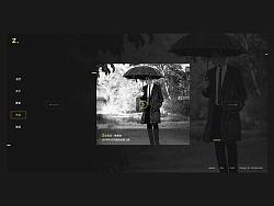 张若昀_个人网站视觉设计