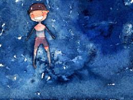 谁不曾想过在大海中自由的无忧无虑的漂浮。